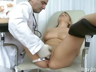 His patient is willing to be violated in the sexiest way
